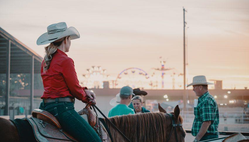 Online Western Dressage Horse Shows
